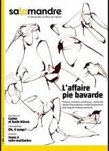 """Afficher """"La Salamandre n° 243 La Salamandre - 01 décembre 2017 - 31 janvier 2018"""""""