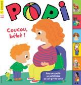 """Afficher """"Popi n° 377 Coucou bébé - janvier 2018"""""""