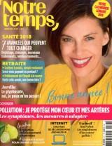 """Afficher """"Notre Temps n° 577 Notre temps (Bray sur Somme) - janvier 2018"""""""