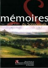 """Afficher """"Mémoires du Soissonnais n° 1<br /> Tome 1 (1994-1998), 5ème série"""""""