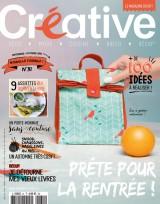 """Afficher """"Créative n° 31 Créative - 01 septembre 2016 - 31 octobre 2016"""""""