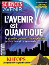 """Afficher """"Sciences et avenir n° 850<br /> Sciences et avenir - décembre 2017"""""""