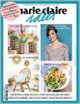 """Afficher """"Marie Claire idées n° 125 Marie Claire idées - 01 mars 2018 - 30 avril 2018"""""""