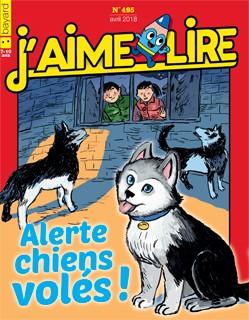 """Afficher """"J'aime lire n° 495<br /> J'aime lire - avril 2018"""""""