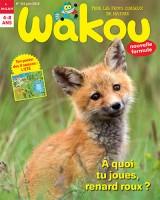 "Afficher ""Wakou n° 351<br /> Wakou - juin 2018"""