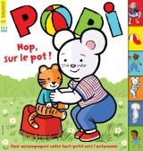 """Afficher """"Popi n° 382 Hop, sur le pot - juin 2018"""""""