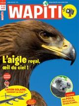 "Afficher ""Wapiti n° 375<br /> Wapiti - Juin 2018"""