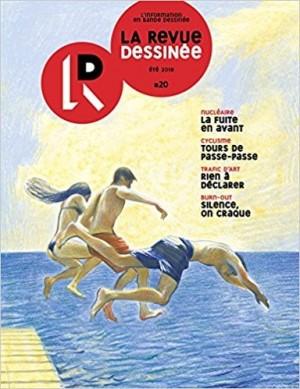 """Afficher """"La Revue Dessinée n° 20<br /> La Revue Dessinée - 15 mars 2018 - 14 juin 2018"""""""