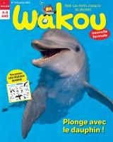 "Afficher ""Wakou n° 352<br /> Wakou - juillet 2018"""