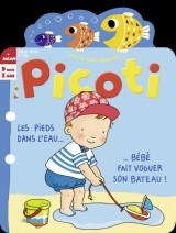 "Afficher ""Picoti n° 345<br /> Picoti - juillet 2018"""