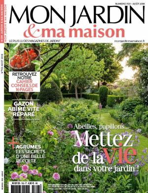 "Afficher ""Mon jardin & ma maison n° 703 Mon jardin & ma maison - août 2018"""