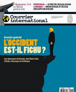 "Afficher ""Courrier international n° 1445 Courrier international - Numéro 1445"""