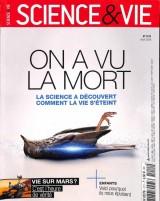 """Afficher """"Science & vie n° 1211 Science & vie - août 2018"""""""