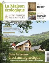 """Afficher """"La Maison écologique n° 107<br /> La Maison écologique - Octobre - Novembre 2018"""""""