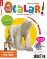 """Afficher """"Olalar n° 24<br /> Olalar - octobre 2018"""""""