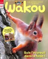 "Afficher ""Wakou n° 356<br /> Wakou - novembre 2018"""