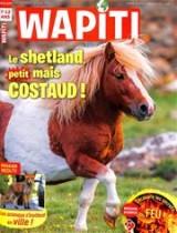 "Afficher ""Wapiti n° 380Wapiti - novembre 2018"""