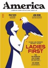 vignette de 'America n° 6<br /> Ladies first'