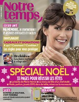 """Afficher """"Notre Temps n° 588<br /> Notre temps (Bray sur Somme) - décembre 2018"""""""