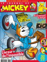 vignette de 'Le Journal de Mickey n° 3465<br /> Le Journal de Mickey - 14 novembre 2018 - 20 novembre 2018'