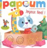 """Afficher """"Papoum n° 188 Papoum - décembre 2018"""""""