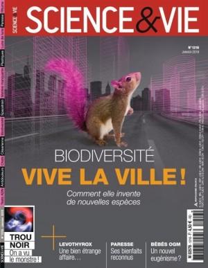 """Afficher """"Science & vie n° 1216 Science & vie - janvier 2019"""""""