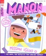 """Afficher """"Manon n° 168 Manon - janvier 2019"""""""