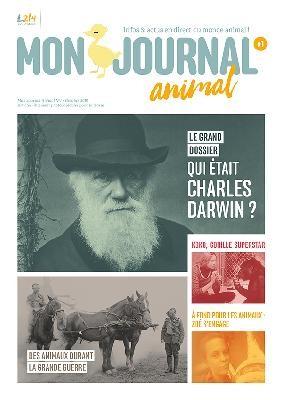 """Afficher """"Mon journal animal n° 1 Mon journal animal - 01 novembre 2018 - 31 décembre 2018"""""""