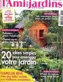 """Afficher """"L'Ami des jardins et de la maison n° 1003<br /> 20 idées simples pour aménager votre jardin (février 2011)"""""""