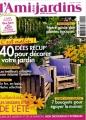 """Afficher """"L'Ami des jardins et de la maison n° 1009 40 idées récup' pour décorer votre jardin (août 2011)"""""""