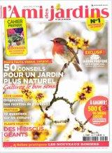 """Afficher """"L'ami des jardins et de la maison n° 1038 50 conseils pour un jardin plus naturel"""""""