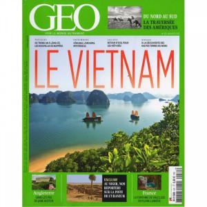 """Afficher """"Géo n° 431<br /> Le Vietnam (janvier 2015)"""""""