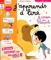 """Afficher """"J'apprends à lire n° 157 Le Cirque des Pattapoils (octobre 2012)"""""""