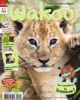 """Afficher """"Wakou n° 290<br /> Les Aventures du lionceau ! (mai 2013)"""""""