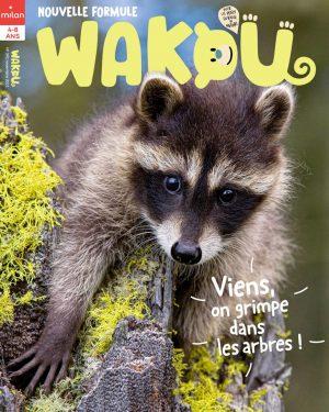 """Afficher """"Wakou n° 392Viens on grimpe dans les arbres"""""""
