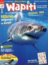 """Afficher """"Wapiti n° 316 Requins, seigneurs en danger"""""""
