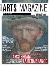 """Afficher """"Arts magazine n° 75"""""""