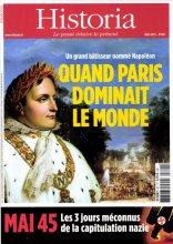"""Afficher """"Historia n° 821<br /> Quand Paris dominait le monde (mai 2015)"""""""