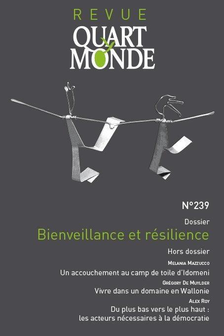 Revue Quart Monde n° 239 Bienveillance et résilience