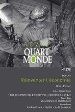 """Afficher """"Revue Quart Monde n° 238<br /> Réinventer l'économie"""""""