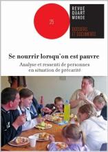 """Afficher """"Dossiers et documents de la revue Quart Monde n° 25 Se nourrir lorsqu'on est pauvres"""""""