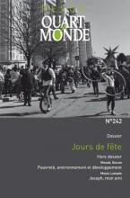 """Afficher """"Revue Quart Monde n° 242 Jours de fête"""""""
