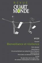 """Afficher """"Revue Quart Monde n° 239 Bienveillance et résilience"""""""