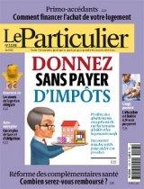 """Afficher """"Le Particulier n° 1108 Le Particulier - avril 2015"""""""