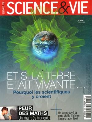 """Afficher """"Science et vie n° 1230"""""""