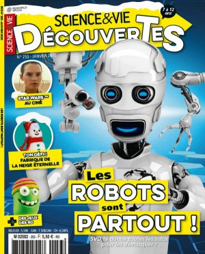"""Afficher """"Science et Vie Découvertes n° 253 Science et Vie Découvertes - janvier 2020"""""""
