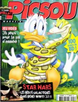 "Afficher ""Picsou magazine n° 513 Picsou magazine - août 2015"""