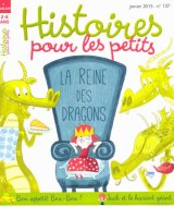 """Afficher """"Histoires pour les petits n° 137<br /> La Reine des dragons (janvier 2015)"""""""
