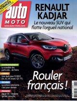 """Afficher """"Auto Moto n° 230 Auto Moto - mars 2015"""""""