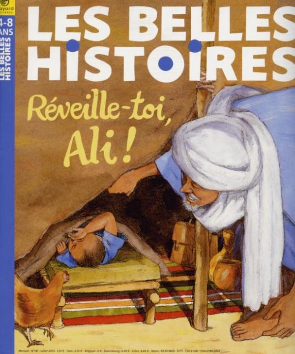 Les Belles histoires n° 381 Les Belles histoires - Juillet 2004